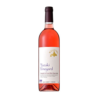 Tazaki Vineyard Rose 2016